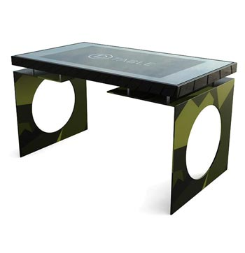 D-Young Multitouch Table