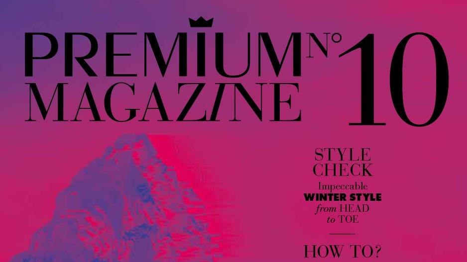 D-Table Premium Magazine News