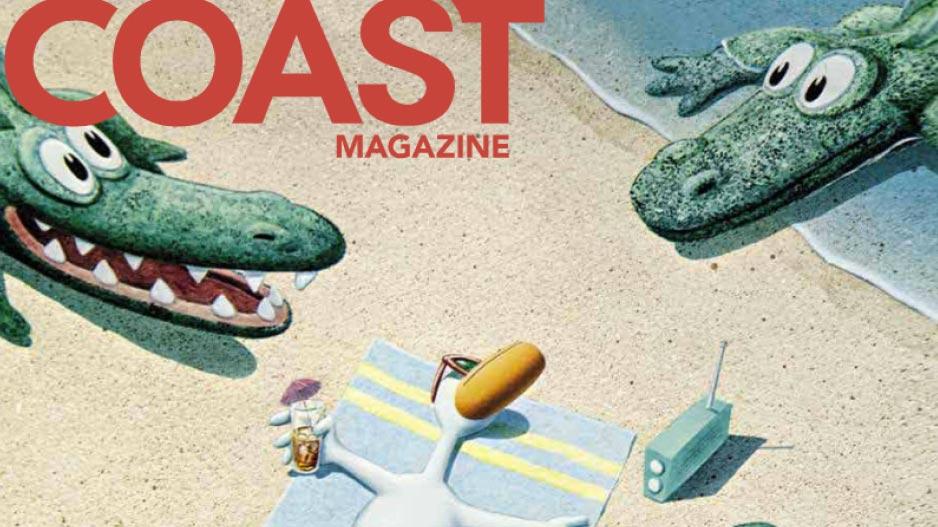 D-Table Coast Magazine