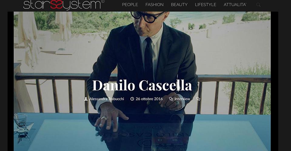 Danilo Cascella D-Table Star System