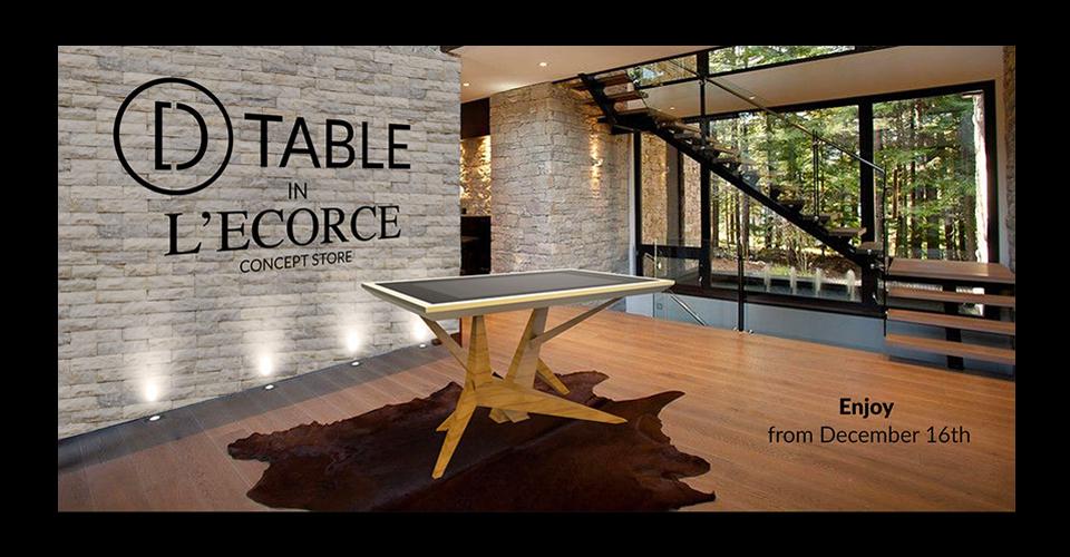 L'Ecorce Concept Store Courchevel