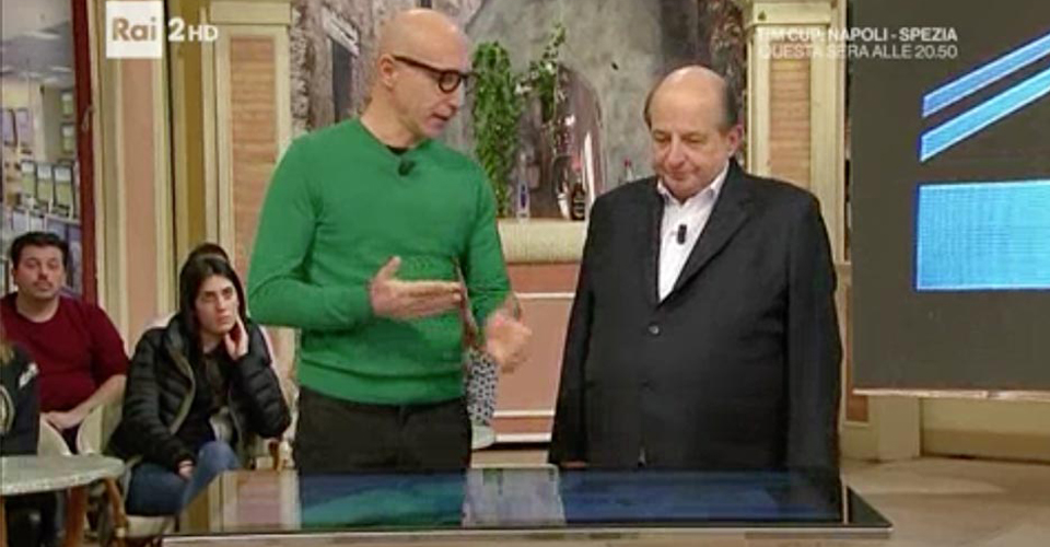 Danilo Cascella Rai 2