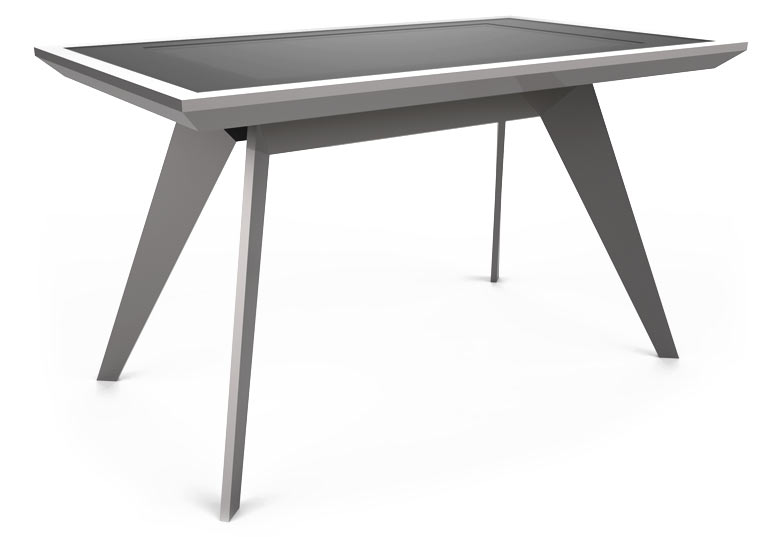 D-Zero Silver Version Luxury Multi Touch Table