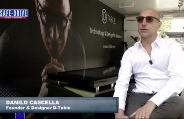 Danilo Cascella Safe Driver D-Table