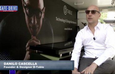 Danilo Cascella Safe Driver D-Table