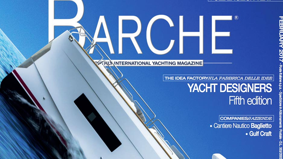 D-Table Magazine Barche