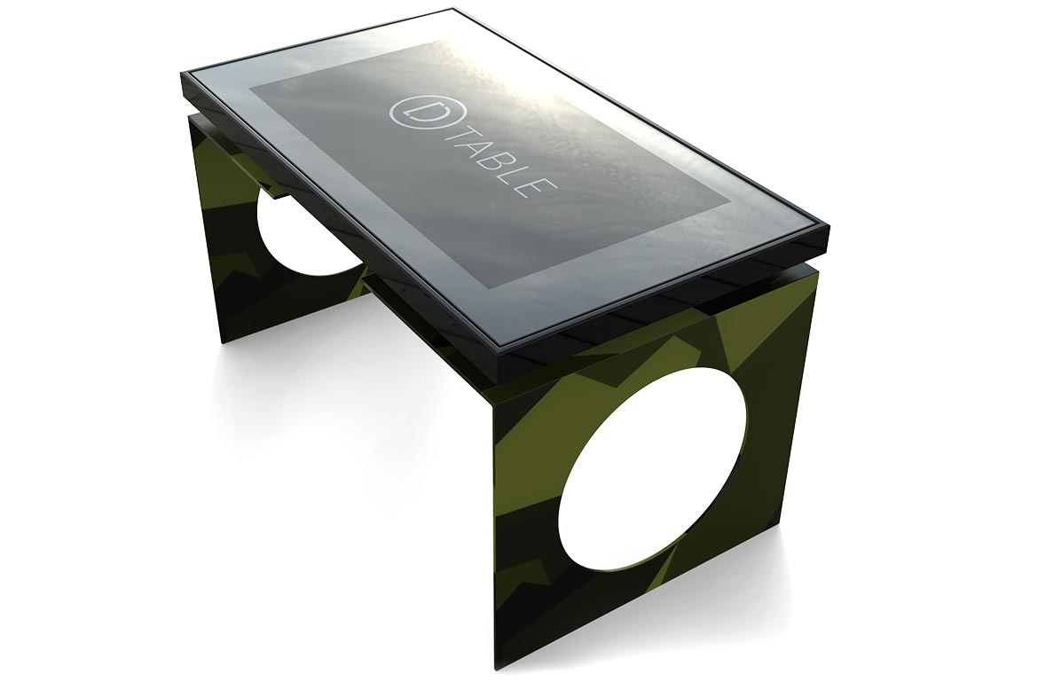 Luxury Multi Touch Table