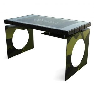 D-Young camouflage D-Table