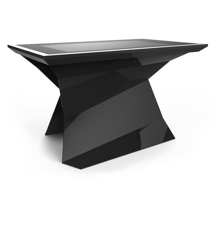 D-Monster interactive multi touch table black