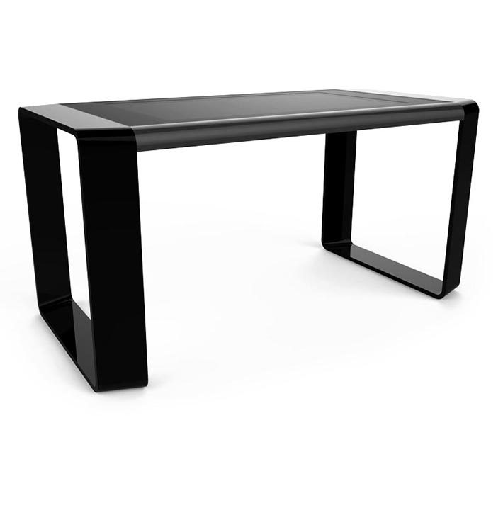 D-Square luxury multi touch table black