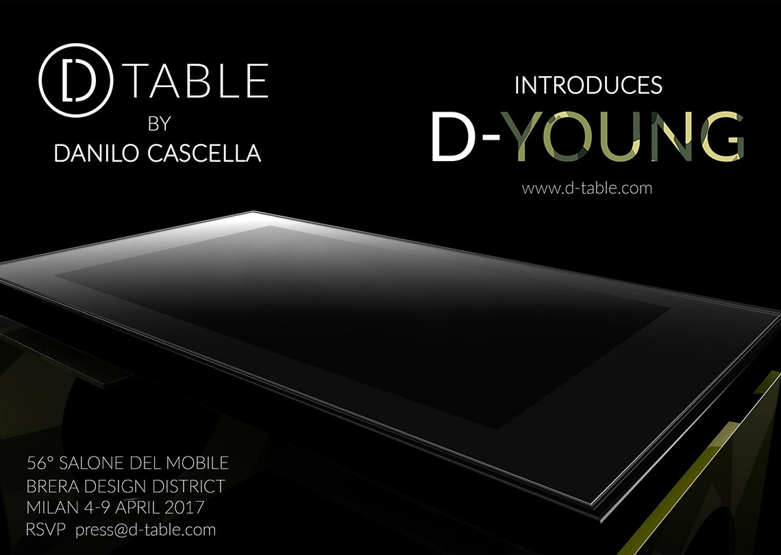D-YOUNG, A MOULTI-TOUCH EXPERIENCE FOR THE Y GENERATION