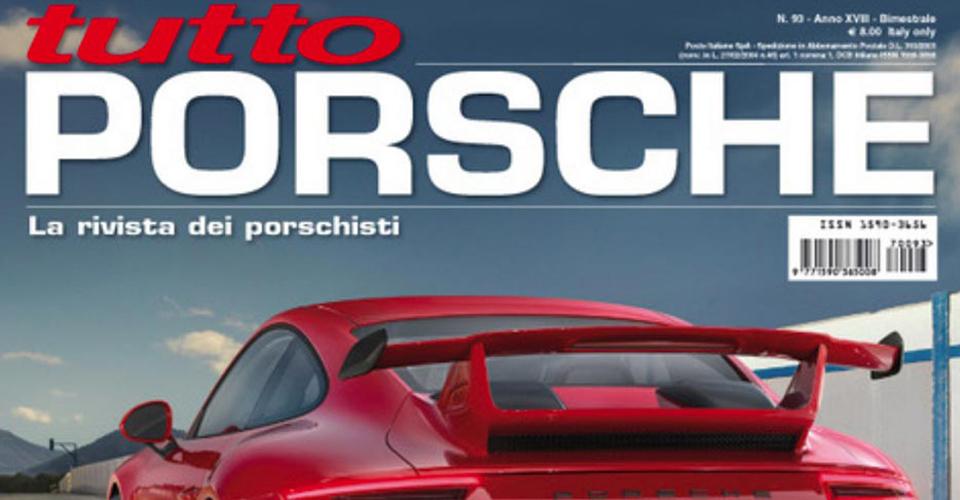 D-Table Tutto Porsche