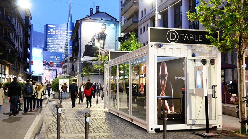 D-Table Il design 2.0 conquista il Fuori Salone