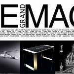 D-Table Le Grand Mag Magazine