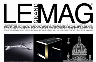 D-Table Le Grand Mag Magazine