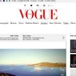 D-Table Vogue Italia