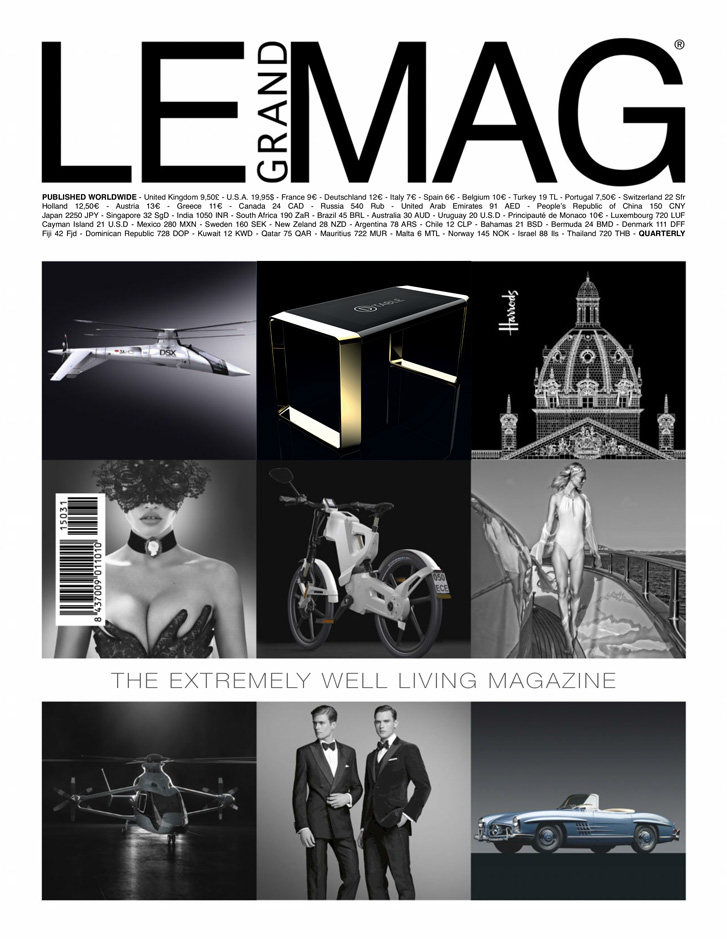 D-Table on LeGrandMag