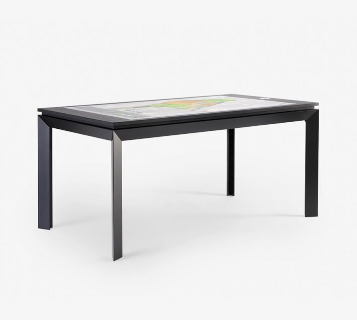 D-Easy Multitouch D-Table