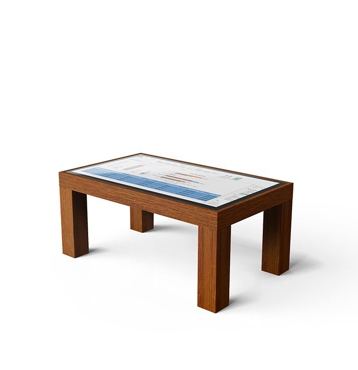D-Friend Coffee Table Touchscreen