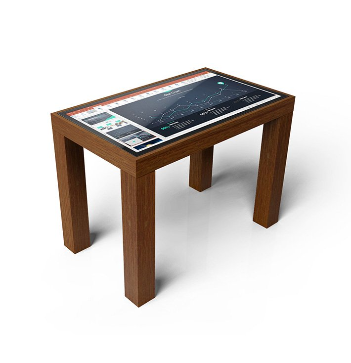 D-Friend Touchscreen Table