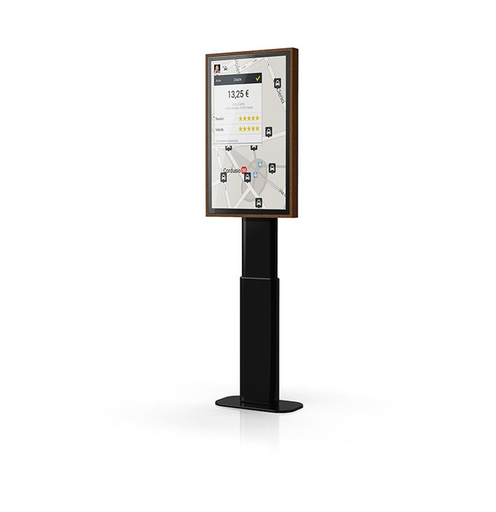 D-Friend Touchscreen Totem