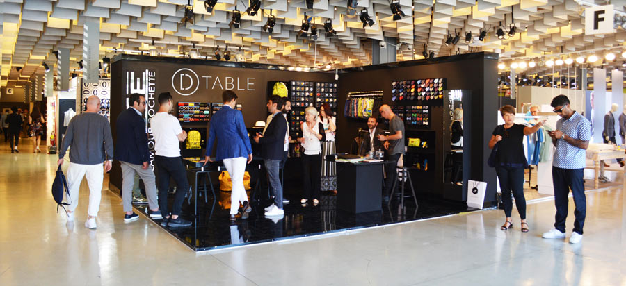 D-Table 92° Pitti Uomo
