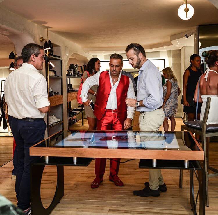 Cascella Fashion Design Store 50° Anniversary