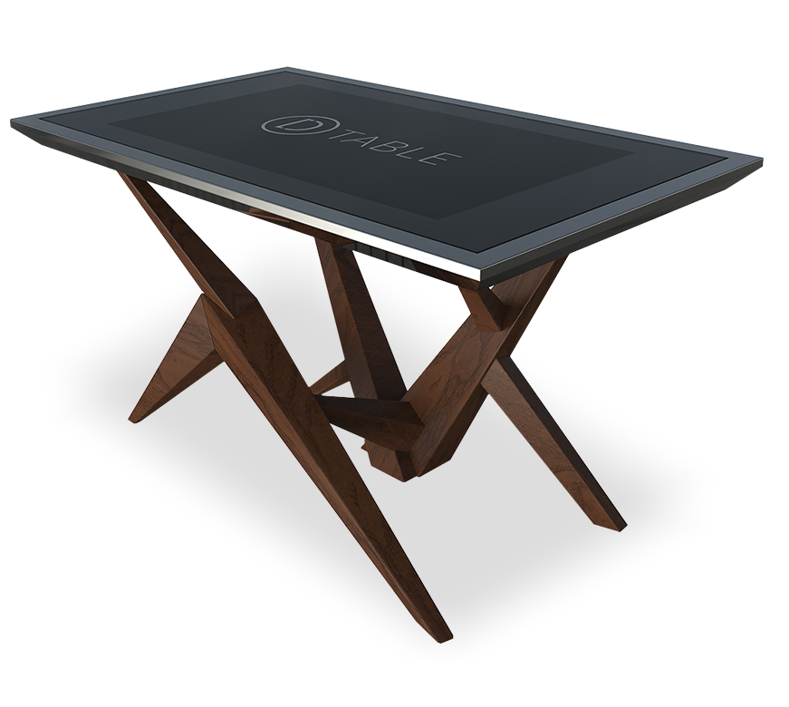 D-Cosmo wooden touch table