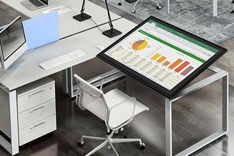 Touchscreen Table Windows