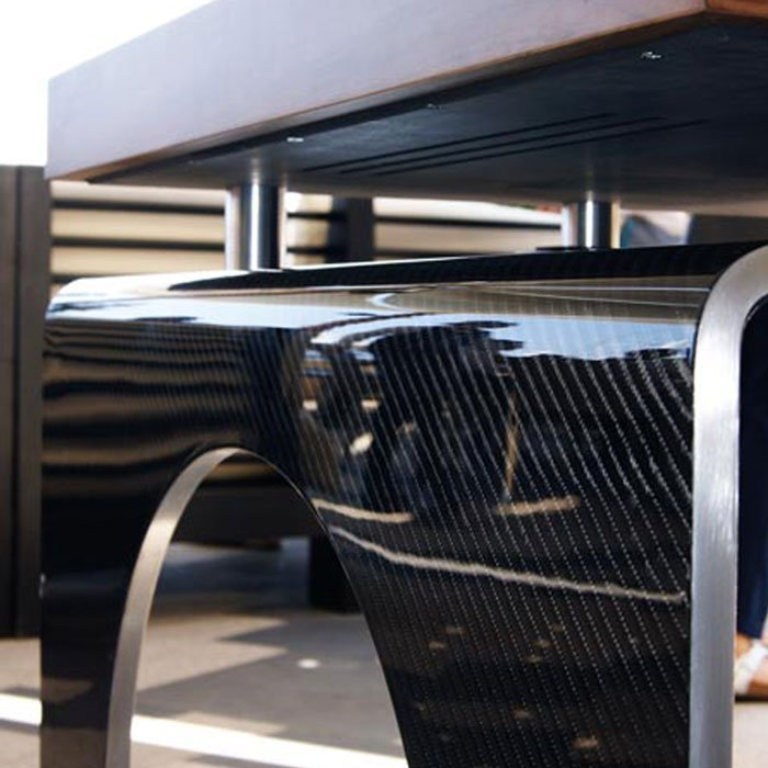 D-Young Carbon Fiber touch table