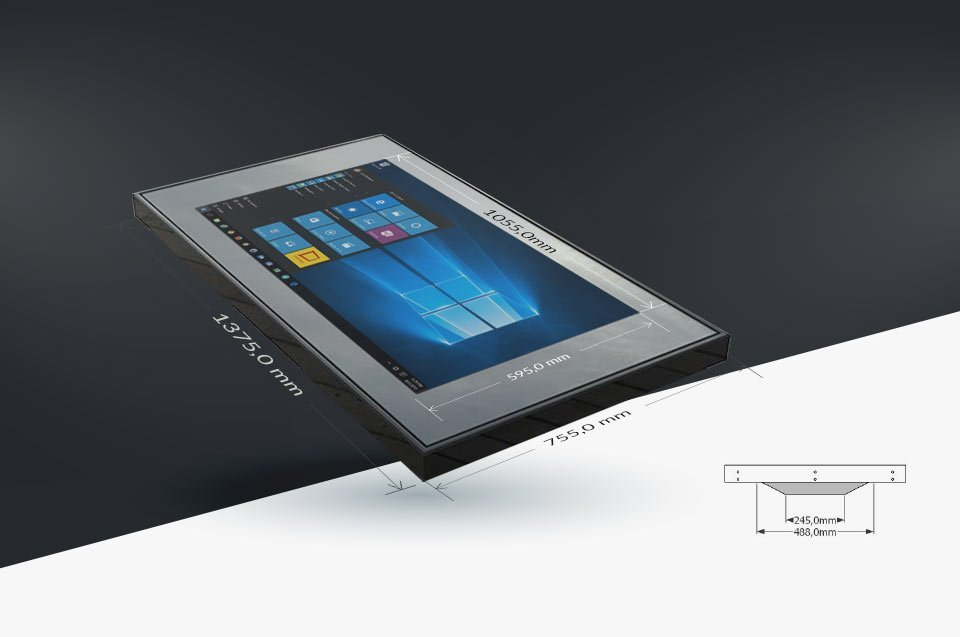Technology Kit TouchScreen