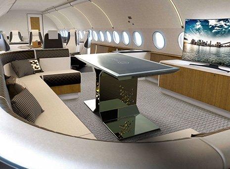 bespoke luxury multitouch table