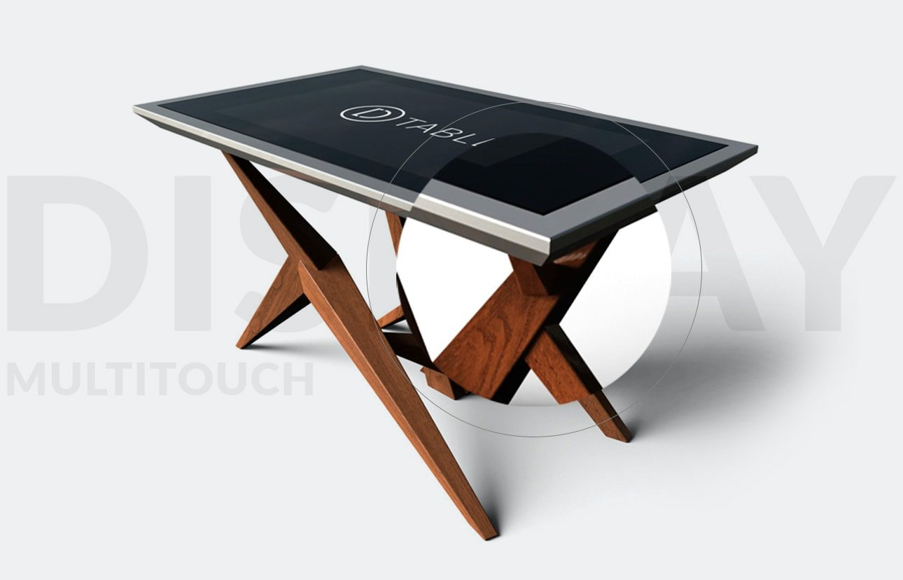 Display Touch D-table