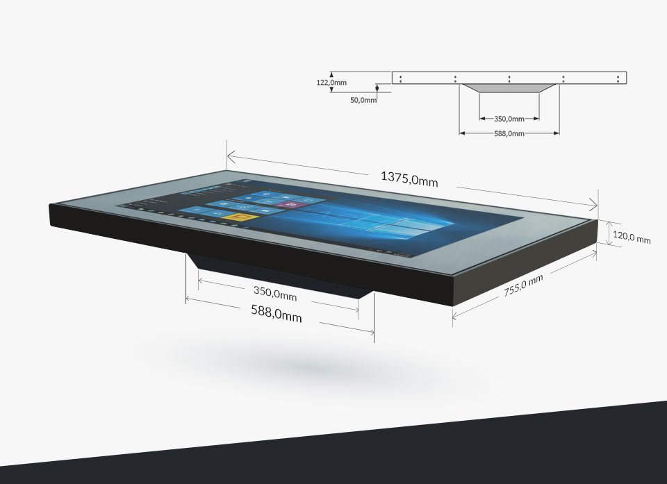 techhnology touchscreen