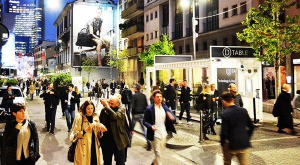 D-Table Milan Design Week