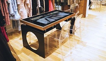 D-Table Show Room Parigi