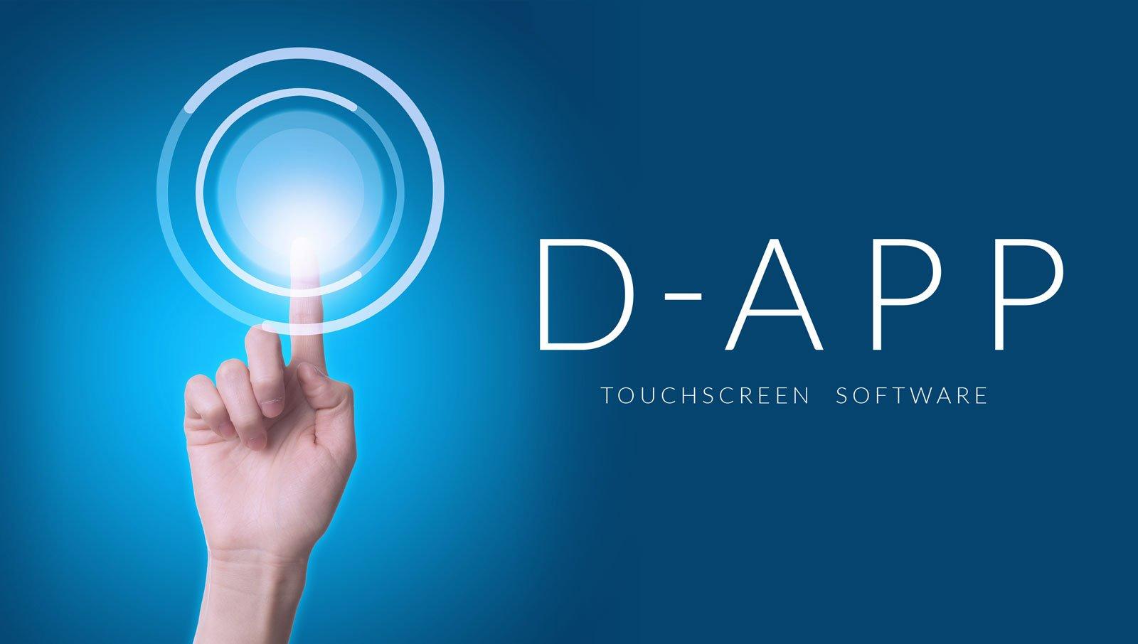 D-App Wallpaper