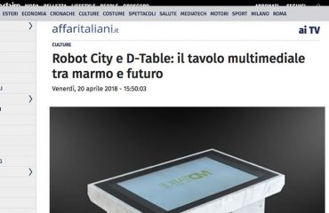 D-Table Afari Italiani