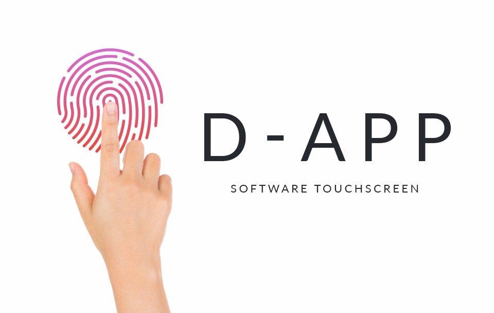 D-App Software Touchscreen