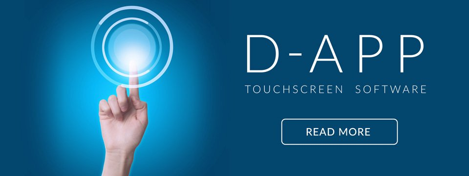 DApp Touchscreen Software