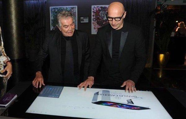 Danilo Cascella & Roberto Cavalli