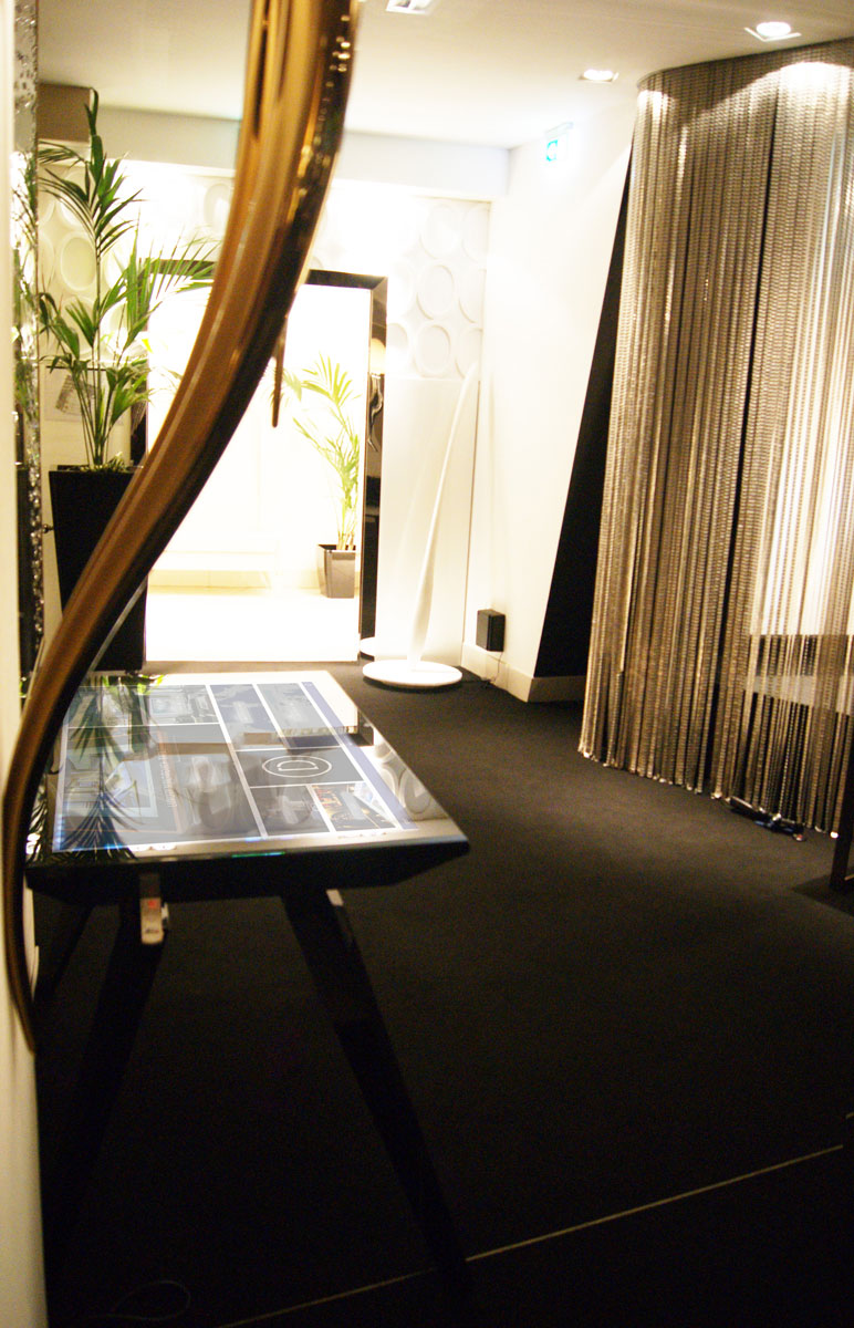 D-Zero and Visionnaire - Design Gallery.
