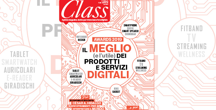 Class Magazine D-Cosmo by D-Table