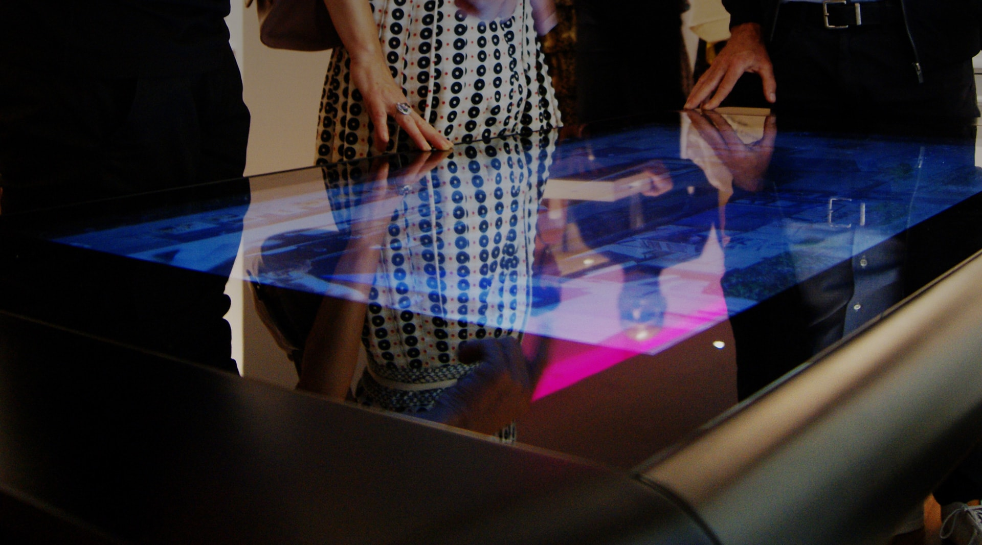 Luxury Multitouch Table