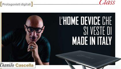 Class Magazine: L'Home Device che si veste di Made in Italy
