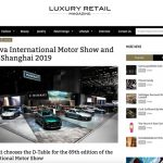 Geneva International Motor Show and Auto Shanghai 2019