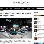 Geneva International Motor Show and Auto Shanghai 2019