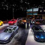 D-Table Maserati Auto Shanghai 2019