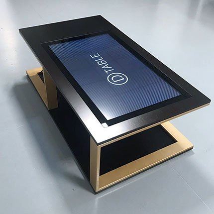 Coffee Table Multitouch D-Table