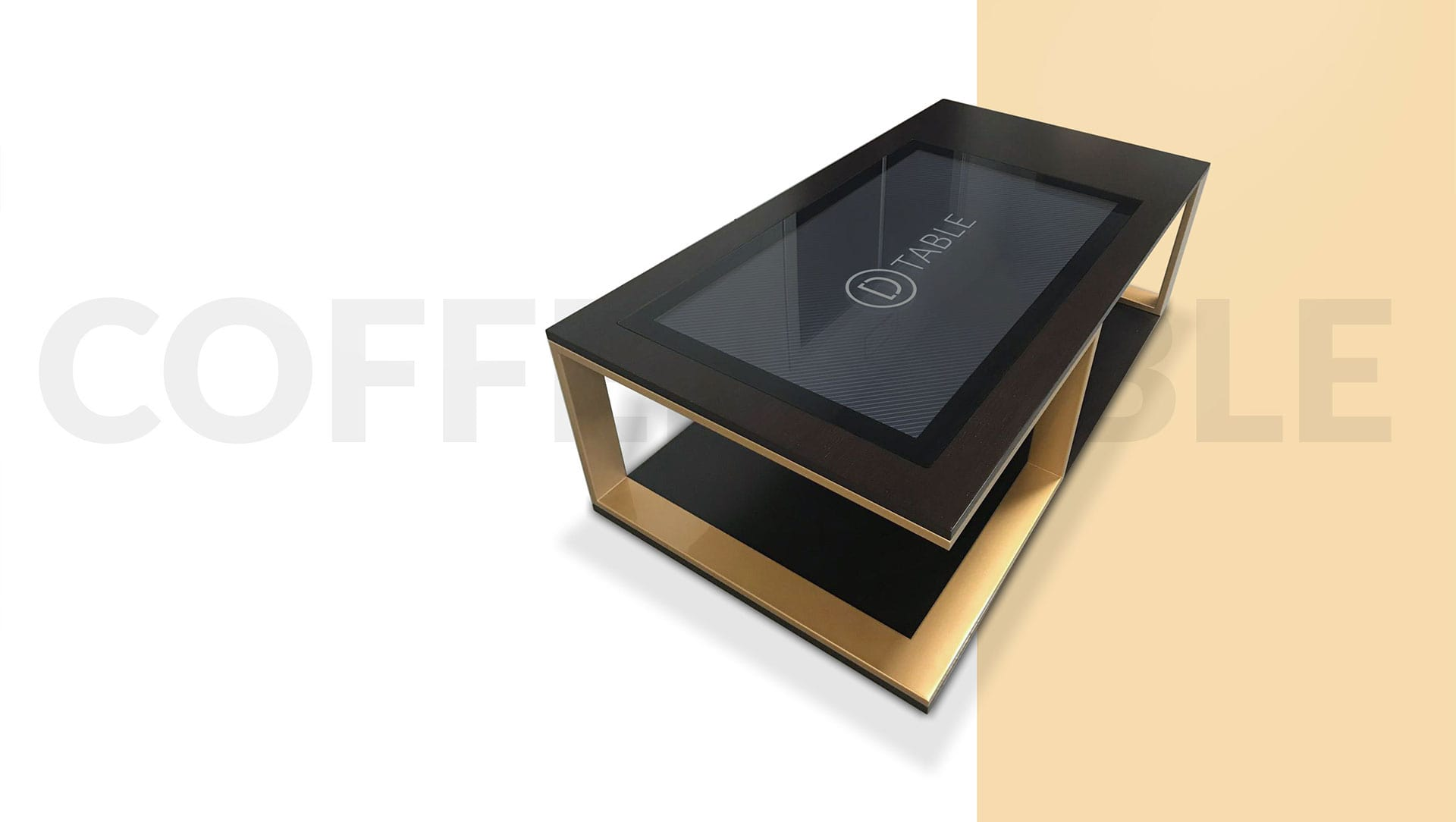 D-Lounge Coffe Table Multitouch
